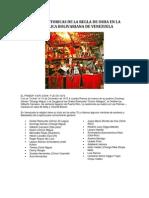 FECHAS HISTORICAS DE LA REGLA DE OSHA EN LA REPÚBLICA BOLIVARIANA DE VENEZUELA