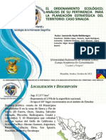 Programa de Diplomado en Evaluación de Impacto Ambiental
