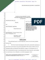 Backpage.com Settlement