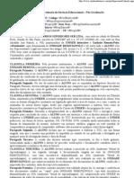 Impressão Contrato Pré-Matricula .. UNISEB .