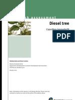 IPA Diesel Tree Risk Assessment