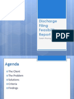 Feasibility Report Presentation