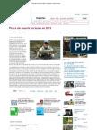 Pesca sin muerte los lunes en 2013 - Deportes - Diario de León