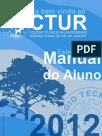 Manual Do Aluno - CTUR