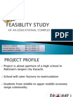 FEASIBLITY STUDY