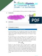 CONOCIENDO Y ESTUDIANDO EL MUNDO DEL MAGNESTISMO Y LA ELECTRICIDAD