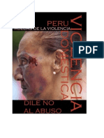 La Violencia Doméstica en el Perú afecta a todos