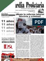 Vanguardia Proletaria No 398