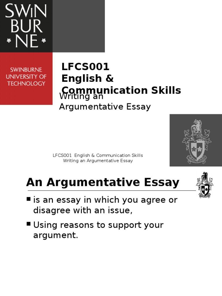 Thesis Statement For Argumentative Essay Writing An Argumentative  Writing An Argumentative Essay Essays Argument