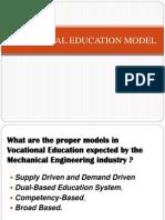 Vocational Education Model