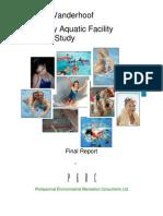 Vanderhoof Aquatic Feasilibility Study - Vanderhoof Final Report