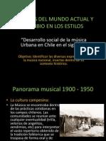 ACTUALIDAD MUSICAL EN LOS MEDIOS DE COMUNICACIÓN Y