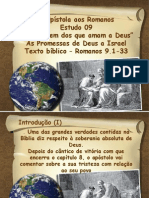 Estudo 09 a Epistola Aos Romanos