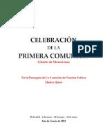 Celebración-Primera-Comunión-2012