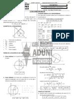 Aduni - Geometria Analitica - La Circunferencia