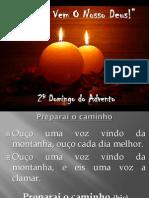 20121209 - 2º Domingo de Advento - Apresentação