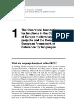 Language Functions Excerpt