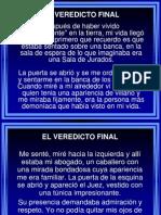 El Veredicto Final Mb !!!
