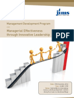 MDP- Managerial Effectiveness