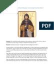 St. Anastasios of Sinai's Response Concerning Unworthy Rulers