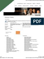 Types of Adhesives 140 - Adhesives Training
