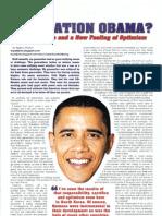 obama generation (op-ed) - groove korea - february 20090001