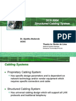 Structured Cabling Stud