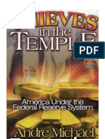 Thieves in the Temple America Under the Federal Reserve-System