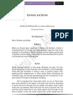 Basic Comparison of Ajivikism and Sufism