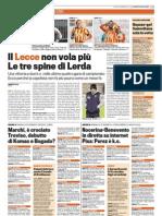 La Gazzetta dello Sport 08-12-2012 - Calcio Lega Pro