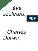 Darwin élete 1. (fekvő lapok)