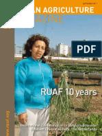 RUAF Magazine 25 9.2011