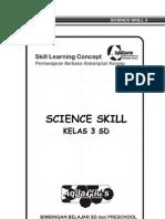 Science Skill Kelas 3 SD