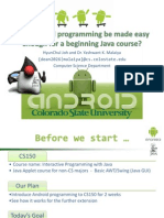 20110706 Android Presentation Joh