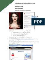 Cara Download File Di Indowebster
