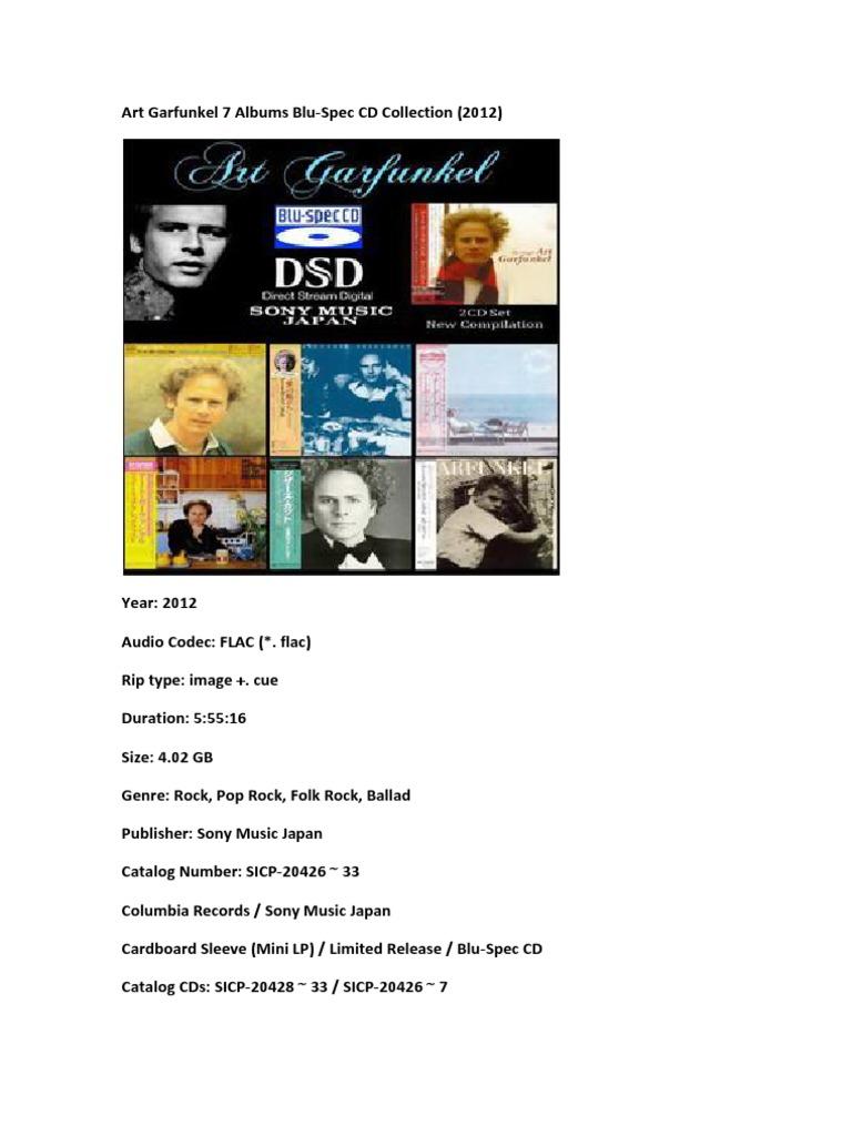 simon and garfunkel discography flac