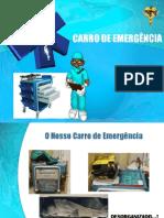 CARRO DE EMERGÊNCIA