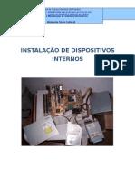 Instalação de Dispositivos Internos