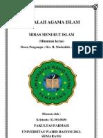 Cover Agama Islam