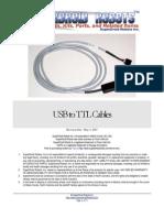 Usb Ttl Cables