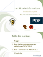 Formation en Securite Informatique Seance4