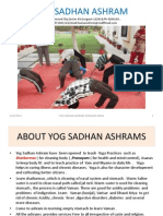 Yog Sadhan Ashram Gurgaon Training