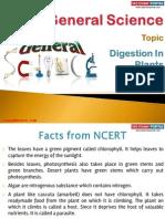 37(C) Digestion in Plants