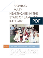 Concept Note-Addressing Gaps in Primary Health Care in J&K-2012-13
