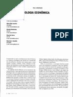 forum sociologia económica