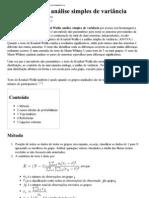 Kruskal-Wallis análise s1