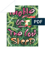 Parable of the lost sheep~reed