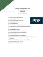 Kisi-kisi Semester Kelas Viii Tik (Smp It Wi Mks)