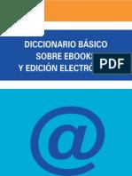Diccionario básico sobre ebooks y edición electrónica