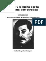 Stalin y La Lucha Por La Refor